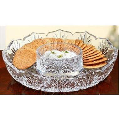 Fifth Avenue Portico Cracker/Condiment Set