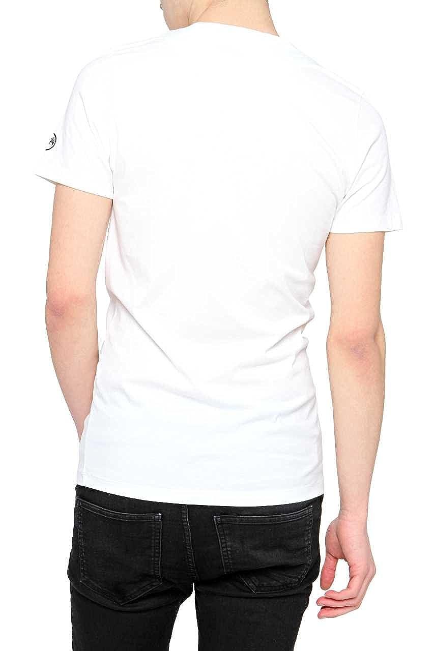 Gucci - Camiseta - para Hombre Blanco X-Large: Amazon.es: Ropa y ...