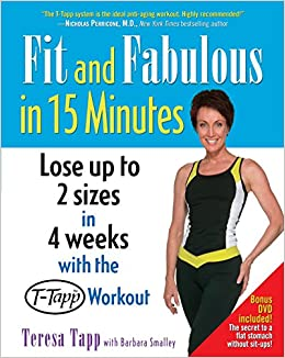 70609762879 Fit and Fabulous in 15 Minutes  Teresa Tapp