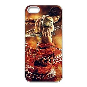 prince of persia the two thrones iPhone 5 5s Cell Phone Case Whitepxf005-3773015