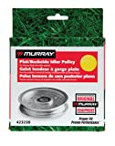 Best Backside Pulleies For Lawn Mowers - Murray Backside Idler Pulley Approx. 4-5/8-Inch O.D. 423238MA Review