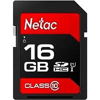 Cartão Memória 16GB SDHC 100MB/s Netac