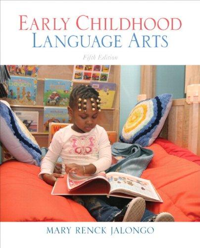 Early Childhood Language Arts (MyEducationKit Series)