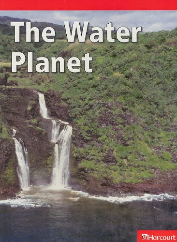Science Leveled Readers: Below-Level Reader Grade 6 Water Planet pdf