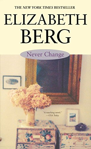 book cover of Never Change