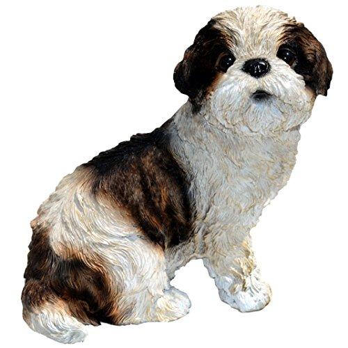 Michael Carr Sue Shih Tzu Puppy Statue