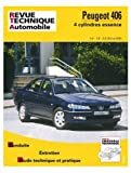 Revue technique automobile, N° 592.2 : Peugeot 406 - 4 cylindres essence