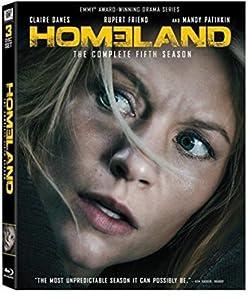 Cover Image for 'Homeland - Season 5'