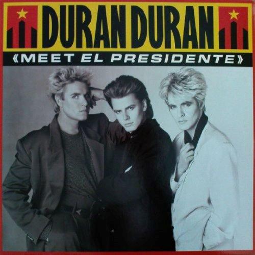(Meet El Presidente (Extended) ,(Meet El Beat),(single Mix), Do the Demolition Australian 12
