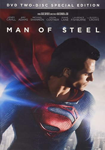 Man of Steel (Special Edition)(DVD) ()