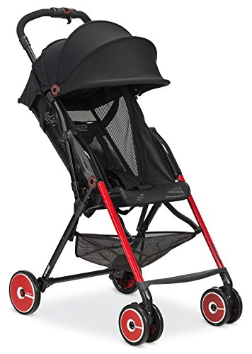 Combi Featherlight F2 Stroller Red