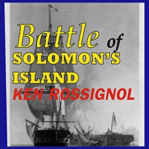 Battle of Solomon's Island Audiobook