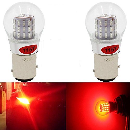 Red Led Tail Light Bulbs in US - 8