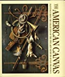 The American Canvas, Marc Simpson and Sally Mills, 1555950256