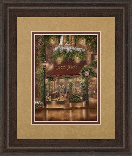 Classy Art DM5305 Peter Prisco Trio I Framed Prints by Betsy Brown
