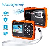 Waterproof Digital Camera For Kids Review and Comparison