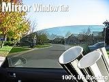 "VViViD Complete Mirror Car Window Wrap Tint Glass Vinyl Film 30'' x 60"" (4-roll Pack (2 Full Cars))"