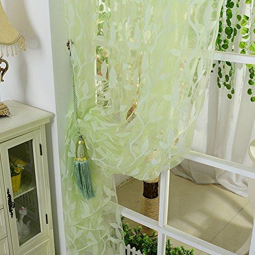 Edal Tulle Window Curtain Valance