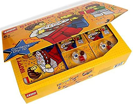 Amazoncom LEGO Set 852998 Birthday Party Kit Materials for 10