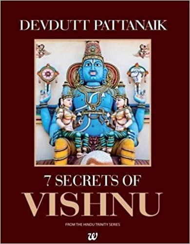 Seven Secrets of Vishnu by Pattanaik Devdutt (2011-11-30)