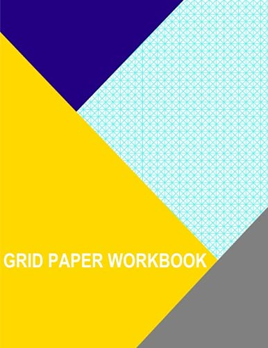 Grid Paper Workbook: .25 Inch Triangle pdf
