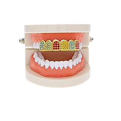 MCSAYS Parrillas dentales, estilo hiphop. Grills ...