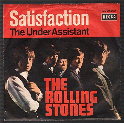 Rolling Stones, The: Satisfaction / The Under-Assistant West Coast Promotion Man [Vinyl]