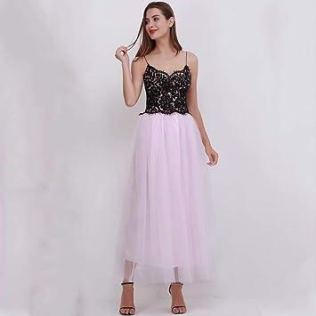 QYYDBSQ Primavera Verano Faldas Vintage para Mujer Elástico de ...