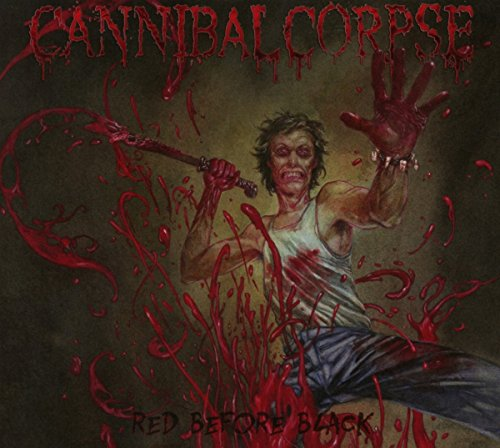 CD : Cannibal Corpse - Red Before Black (Deluxe Edition, United Kingdom - Import, 2 Disc)