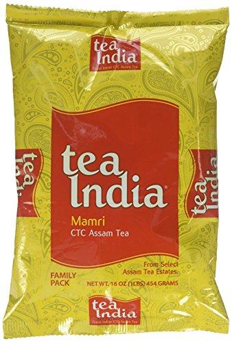 (Tea India CTC Leaf Tea 16 Oz )
