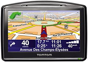 TomTom GO 730 - Navegador GPS con mapas de Europa (4.3 ...