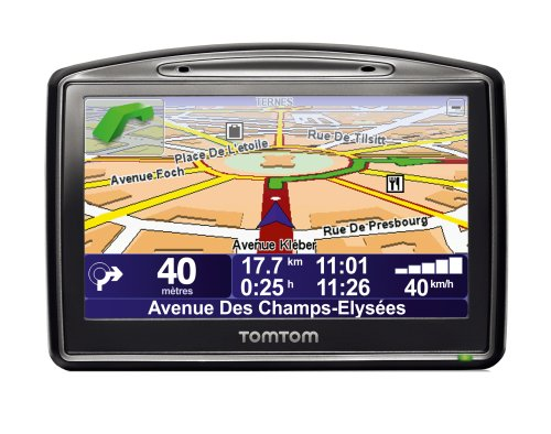TomTom GO 730 Satellite Navigation System 1CH7.053.00 720 710 eu maps mapping europe european 4.3 1CH7053 1CH705300 GPS Units Reference tom-tom satnav satelite