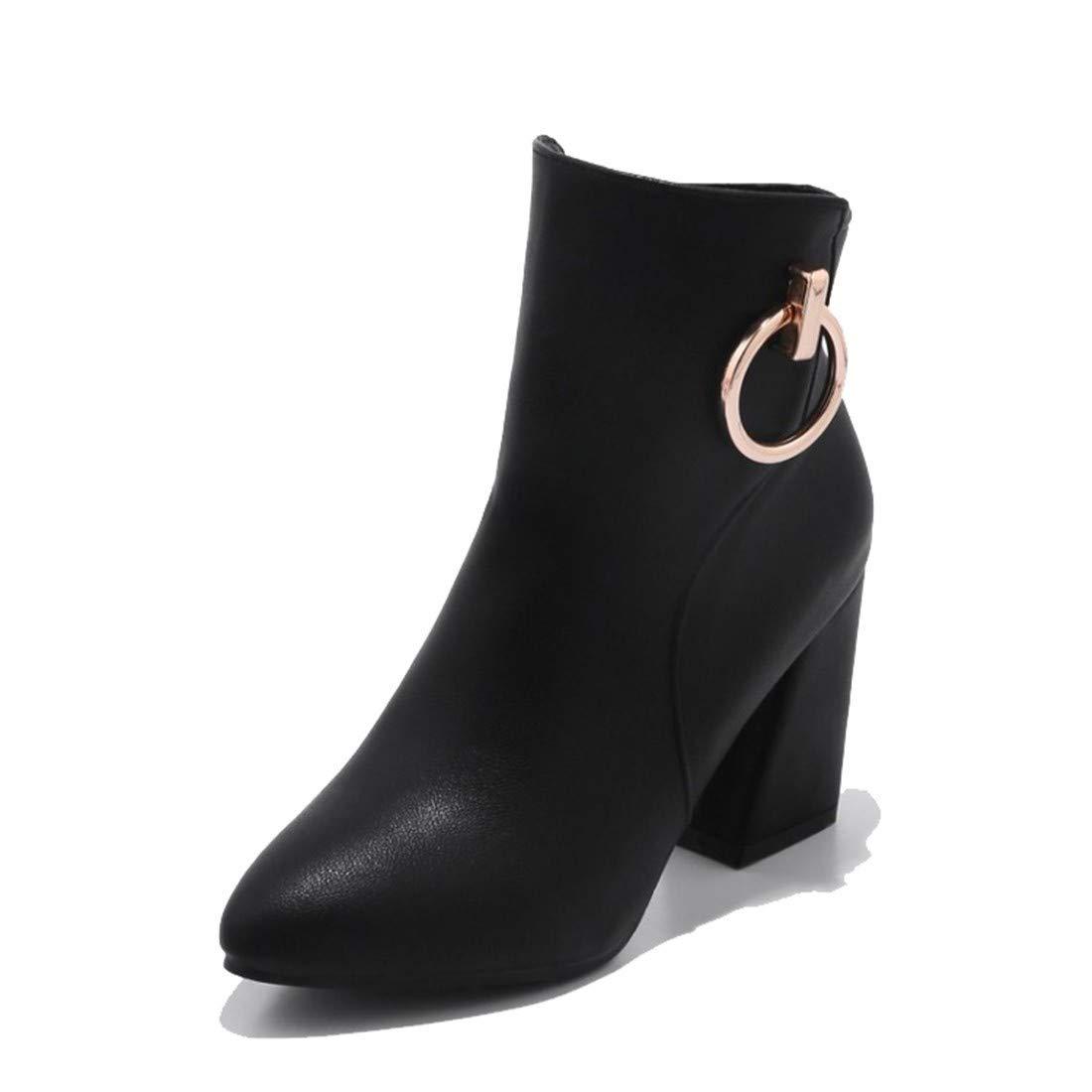 Bottes Black 19995 Femme | Bottines | B000LEQMF2 Chaussures de Femme Black a75fd10 - automatisms.space