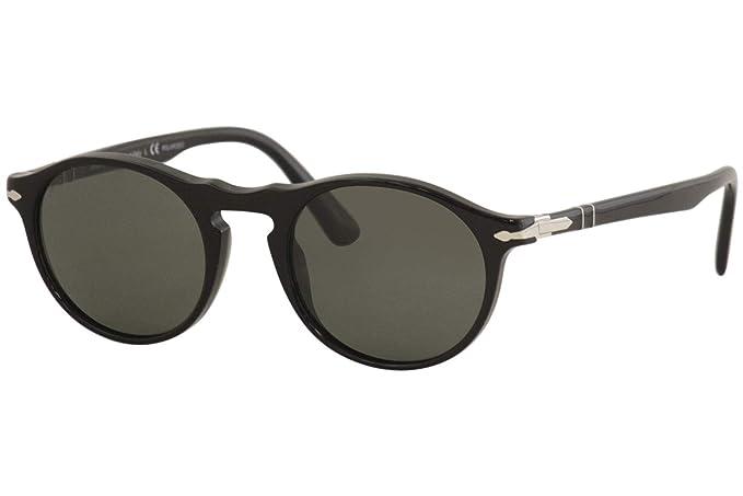 Persol 0PO3204S Gafas de sol, Ovaladas, Polarizadas, 54 ...