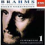 Brahms Symphonie 1