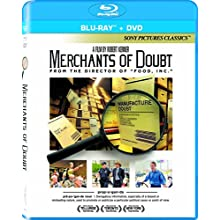 Merchants of Doubt (Blu-ray + DVD) (2015)