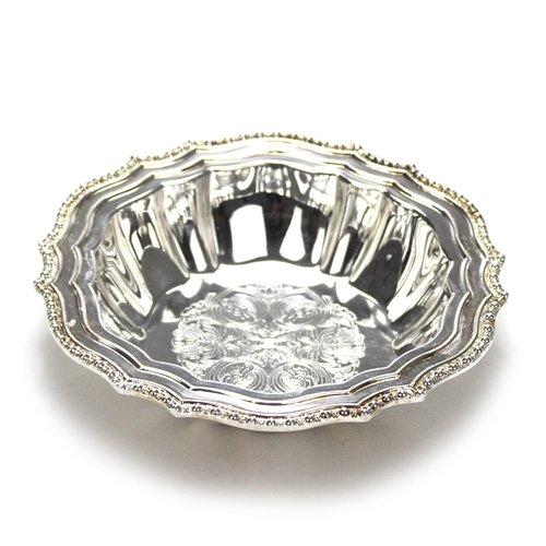 Hudson Manor by Avon, Silverplate Bonbon Dish (Silverplate Dish Bon Bon)