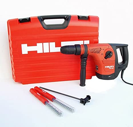 Amazon.com: HILTI 3512858 TE50 Combihammer con motor de 1050 ...