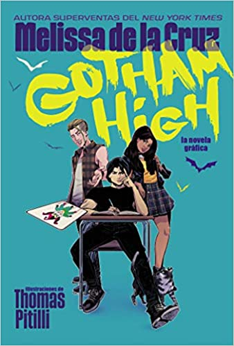 Gotham High de Melissa de la Cruz