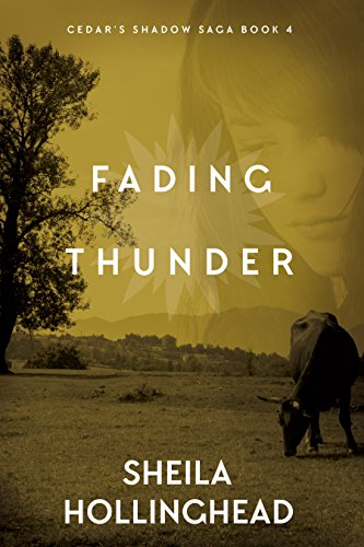 Fading Thunder (In the Shadow of the Cedar Book 4) by [Hollinghead, Sheila]