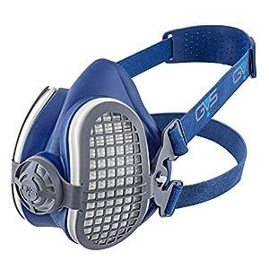 Elipse SPR501 Elipse P3, Masque de Protection pour les poussières, avec filtres remplaçables et Réutilisables Inclus