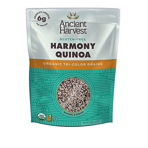QUINOA,OG2,HRMNY BLND,GF - Pack of 6 by Ancient Harvest