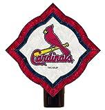 MLB St. Louis Cardinals Vintage Art Glass Nightlight
