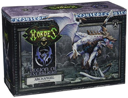 Privateer Press - Hordes - Legion: Archangel Gargantuan Model Kit 3