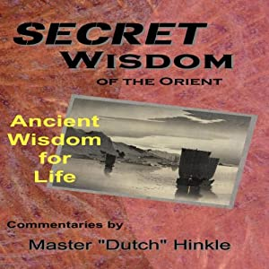 Secret Wisdom of the Orient Audiobook