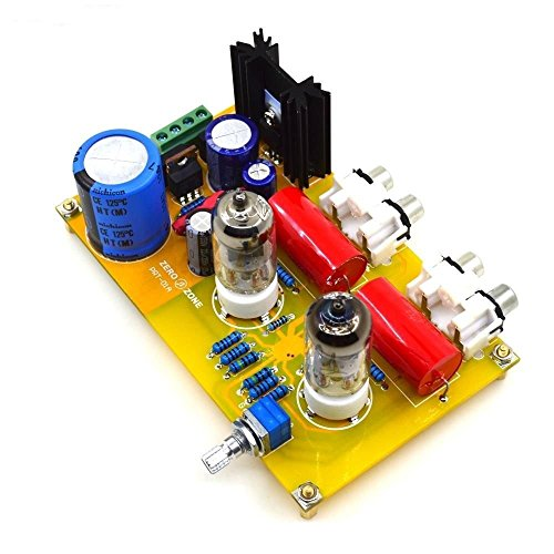 DIY HiFi PRT-01A 6J1 Tube Preamp Finished Board Preamplifier by JINGLUYAO