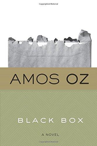 Black Box Amos Oz product image