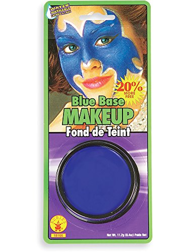 Rubie's Costume Co Grease Paint Makeup-Blue Costume -