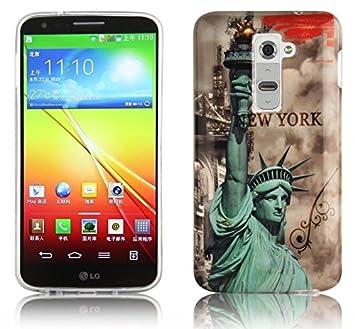 Cadorabo de 102074 de LG G2 Teléfono Móvil En el diseño con ...