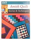img - for Amish Quilts : Stories & Techniques (Sewing with Nancy BK2323) book / textbook / text book